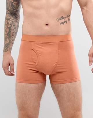 Weekday Johnny Boxers In Orange