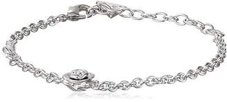 GUESS Women's Bracelet Rose Stainless Steel 20 cm – UBB21524 S