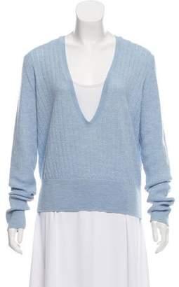 Tome Rib Knit Sweater