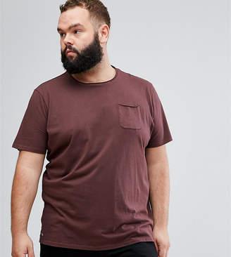 Tokyo Laundry PLUS Raw Edge Pocket T-Shirt