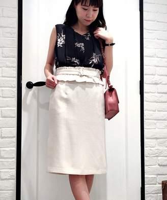 Noela (ノエラ) - Noela ペプラムベルトタイトスカート