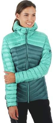Mammut Broad Peak IN Hooded Jacket - Women's