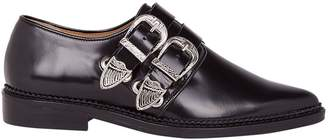 Toga Pulla Double-buckle Monk Shoes