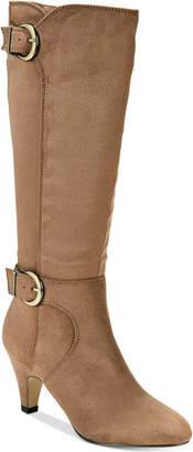 Bella Vita Toni Ii Wide-Calf Boots Women's Shoes