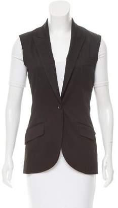 Yigal Azrouel Raw-Edge Fitted Blazer