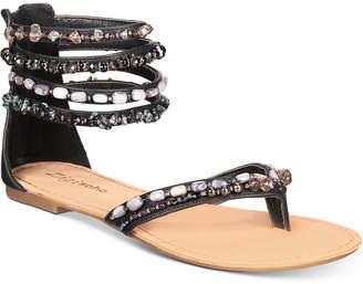 dcd78e0e9a76 Ziginy Zigi Soho Talisa Flat Sandals Women Shoes