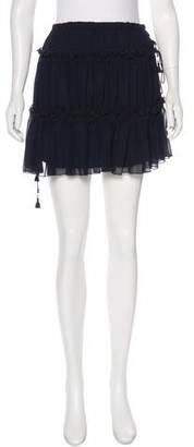 See by Chloe Tiered Mini Skirt w/ Tags