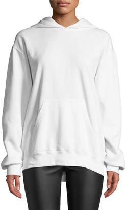 RtA Austin Hooded Graphic Pullover Sweatshirt