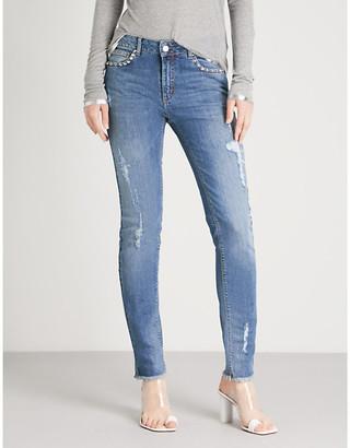 Zadig & Voltaire Eva stretch-denim jeans