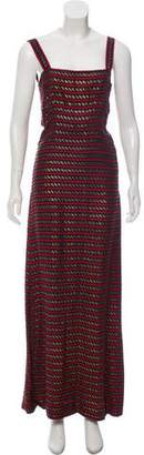 Bergdorf Goodman Sleeveless Maxi Dress