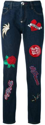 Philipp Plein Teddy Boss jeans