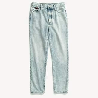 Tommy Hilfiger High Rise Acid Wash Jean