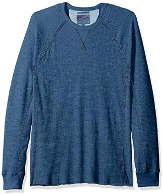 Lucky Brand Men's Strong Boy Thermal Crew Shirt