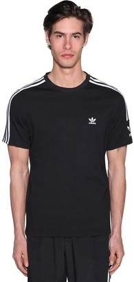 644d5911 adidas New Icon Cotton Jersey T-shirt