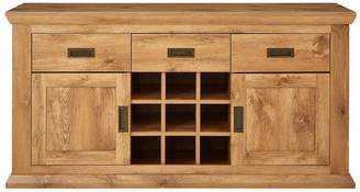 Very Clifton Large Wine Rack Sideboard