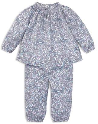 Ralph Lauren Girls' Floral Top & Pants Set - Baby