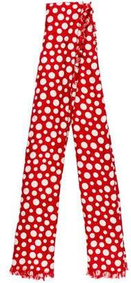 Louis Vuitton Kusama Dots Monogram Shawl