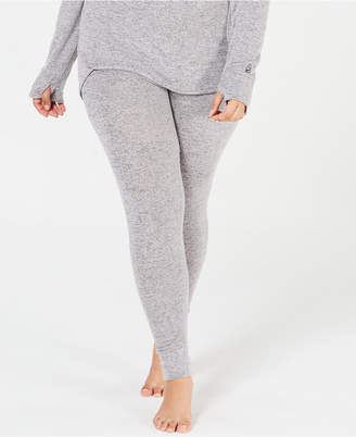 Cuddl Duds Plus Size Soft-Knit Leggings