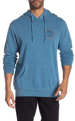 Rip Curl Mixed Tape Pullover Fleece Hoodie