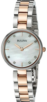 Bulova Diamonds - 98P147 $299 thestylecure.com