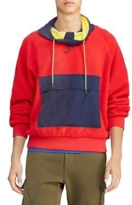 Polo Ralph Lauren Hi Tech Fleece Hoodie