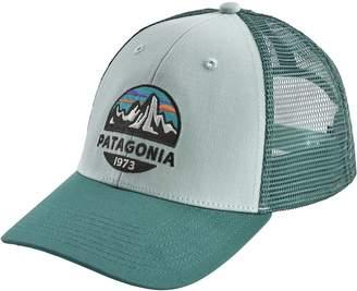 f3d5d1e4336b9 Patagonia Fitz Roy Scope LoPro Trucker Hat