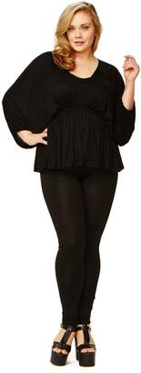 Rachel Pally Super Long Legging Wl - Black