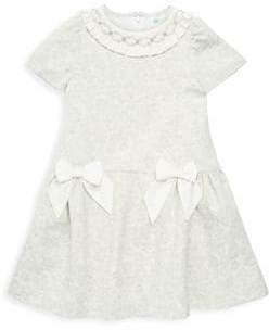 Luli and Me Little Girl's Drop Waist Dress
