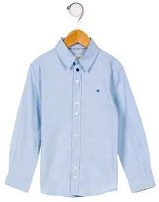 Paul Smith Boys' Woven Button-Up Shirt