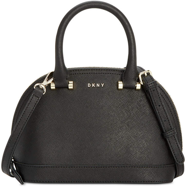 Dkny Round Small Satchel, Created for Macy's