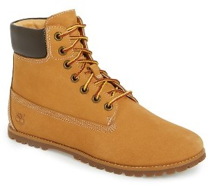 Women's Timberland 'Joslin' 6-Inch Lace-Up Boot $129.95 thestylecure.com