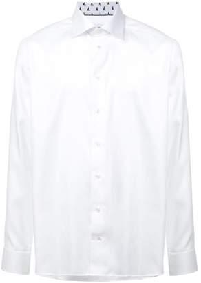 Eton longsleeved slim fit shirt
