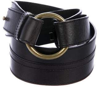 Lauren Ralph Lauren Leather Waist Belt