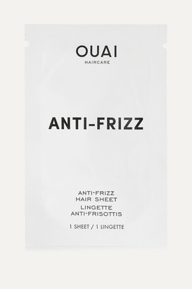 Ouai Anti-frizz Smoothing Sheets X 15 - Colorless