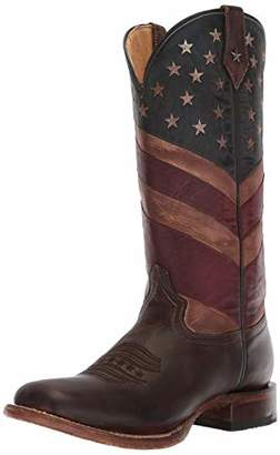 Roper Women's Old Glory Western Boot 8 D US
