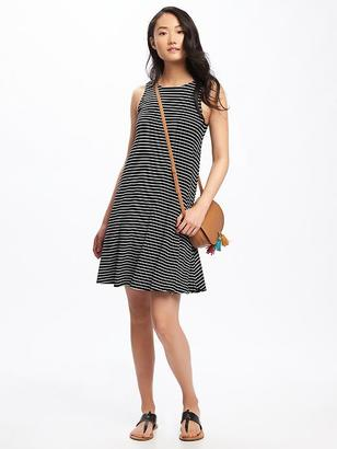 Bow-Tie Back Swing Dress for Women $29.94 thestylecure.com