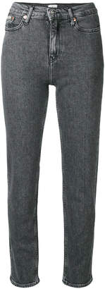 CK Calvin Klein straight-leg jeans