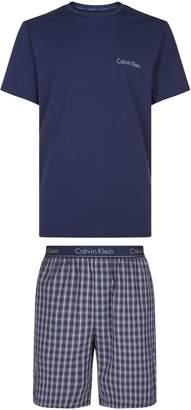 Calvin Klein Short Sleeved Pajama Set