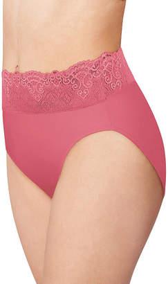 Bali Passion For Comfort Microfiber High Cut Panty Dfpc62