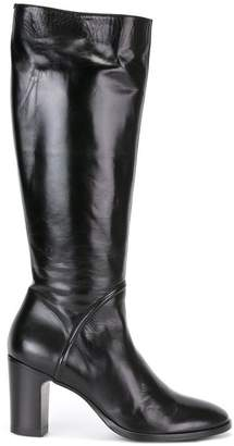 Silvano Sassetti knee high boots
