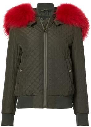 Mr & Mrs Italy London bomber jacket