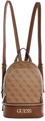 GUESS Skye Faux Leather Backpack