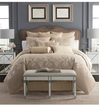 Waterford Abrielle Reversible Comforter, Sham & Bed Skirt Set