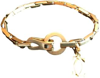 Cartier Vintage Agrafe Gold Yellow gold Bracelets