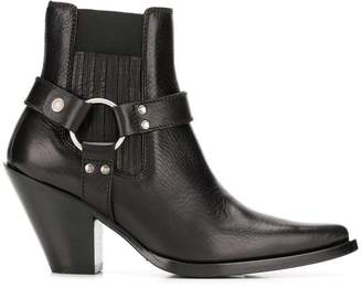Maison Margiela pointed toe boots