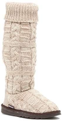 Muk Luks Shelly Knit Boot