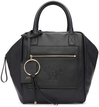 Versace Black Medium Day Dreamer Bag