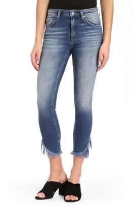 Mavi Jeans Tess Extreme Ripped Super Skinny Jeans
