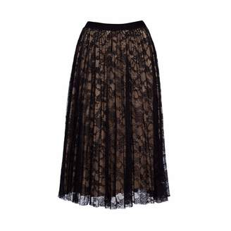 Nissa - Flared Lace Skirt