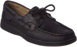Sperry Women's Bluefish Leather Boat Shoe